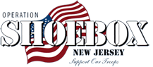 Operation Shoebox New Jersey logo
