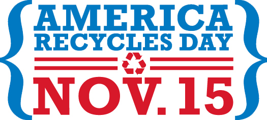 EAF Supports America Recycles Day – Nov 15th!